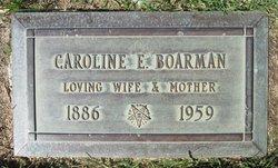 Caroline Elispa <i>Butler</i> Boarman