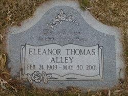 Eleanor <i>Thomas</i> Alley