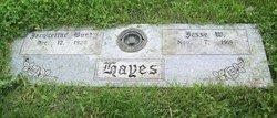 Jesse Woodrow Hayes