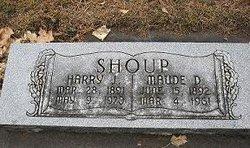 Maud Delina <i>Frank</i> Shoup