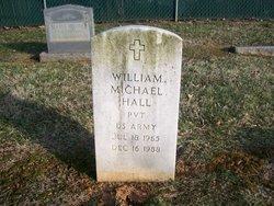 William Michael Hall