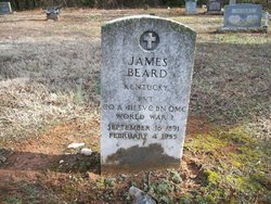 James Beard, Jr