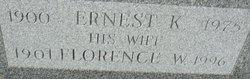 Florence W. Frazier