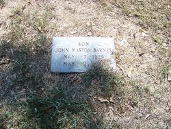 John Maston Barnes