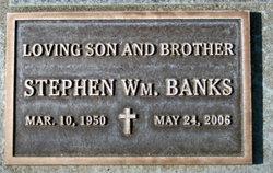Stephen William Banks