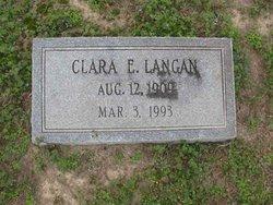Clara E. Langan