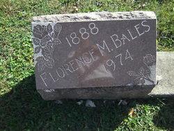 Florence M. <i>Mills</i> Bales