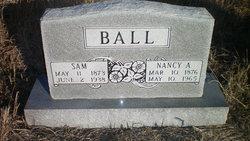 Nancy A Ball