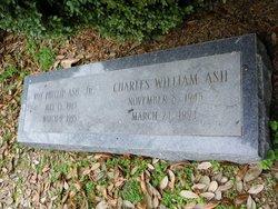Charles William Ash
