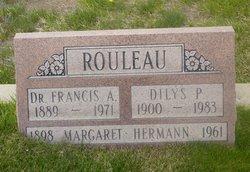 Dr Francis Albert Rouleau