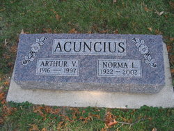 Norma Louise <i>Koehler</i> Acuncius