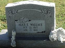 Alice E. Wallace