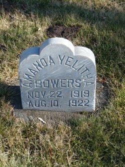 Amanda Yelitha Bowers
