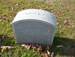 Edward Bailey
