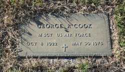 MSG George Rodger Cook