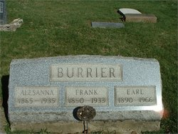 Alesanna Amanda <i>Beckley</i> Burrier
