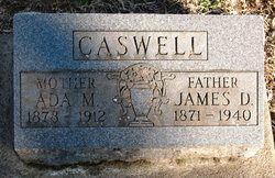 James D Caswell