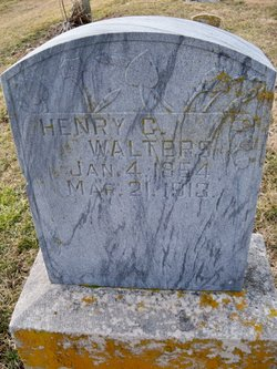 Henry G Walters