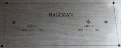 Ruth E Hageman