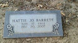 Hattie Jo <i>Anthony</i> Barrett