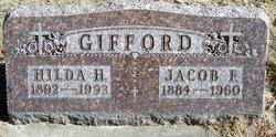 Hilda Helena <i>Fechner</i> Gifford