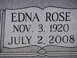 Edna Rose Alexander