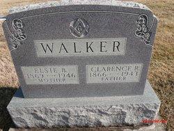 Clarence Ryder Cap Walker