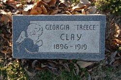 Georgia Marie <i>Treece</i> Clay