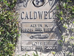 Alvin H Caldwell