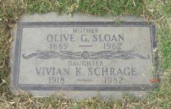 Vivian Kathleen <i>Sloan</i> Schrage