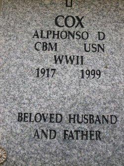 Alphonso Dunward Cox