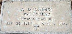 A. D. Grimes