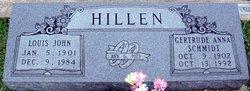 Louis John Hillen