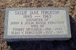 Sally Jane <i>Ferguson</i> Mitchell