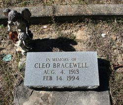 Cleo M Bracewell