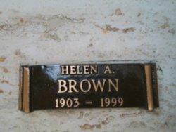 Helen Alford <i>Carr</i> Brown