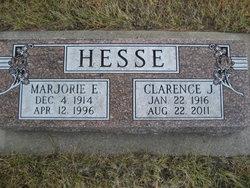 Marjorie Eleanor Marge <i>Peterson</i> Hesse