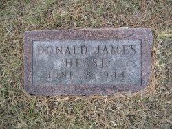 Donald James Hesse