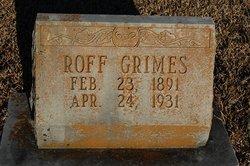 Rolph Grimes, Sr