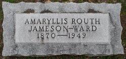 Clarissa Amaryllis Jamie <i>Routh</i> Jameson-Ward