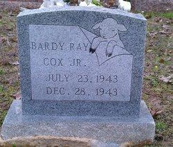 Bardy Ray Cox, Jr