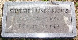 Sylvester Hines Mathis