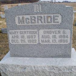 Mary Gertrude McBride