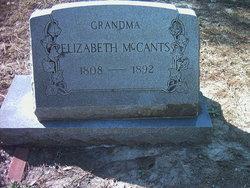 Elizabeth Grandma McCants