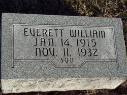 Everett William Stanturf