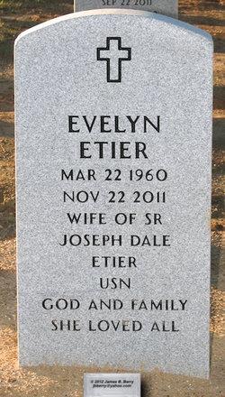 Mrs Evelyn L <i>Heinley</i> Etier
