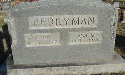 Asa Marvin Perryman