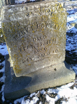 Mary S. Polly <i>Sowerwine</i> Bowman