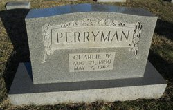 Charlie W. Perryman
