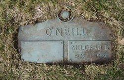 Mildred Belle <i>Warner</i> O'Neill
